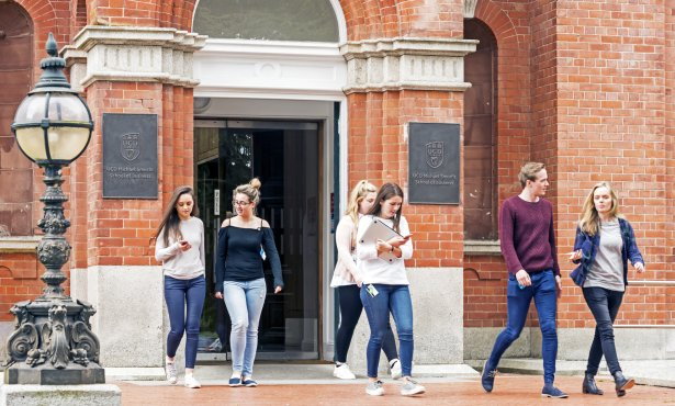 Advance your leadership career with a Business Masters from UCD Smurfit School